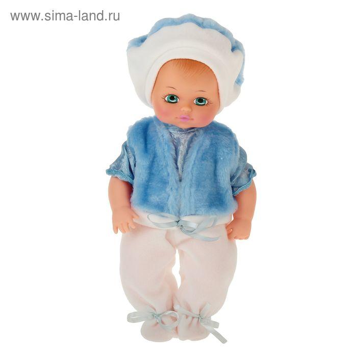 Кукла «Оленька в ползунках», цвет МИКС
