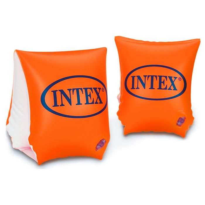 Нарукавники 23 х 15 см, от 3-6 лет, 58642NP INTEX