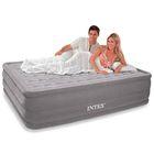 """Кровать надувная """"Ultra Plush Queen"""", со встроен. насосом 220V, 152x203x46 см 66958 INTEX"""