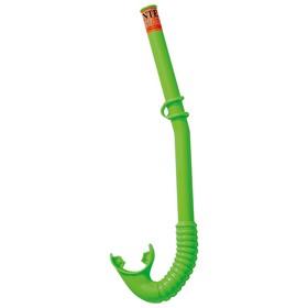 Трубка для плавания HI-FLOW, от 3-10 лет, цвета МИКС, 55922 INTEX Ош