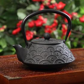 {{photo.Alt || photo.Description || 'Чайник «Джана», 900 мл, с ситом, цвет чёрный'}}