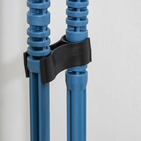 "Набор для уборки ""Комфорт"", 2 предмета: совок, метла с черенком, цвета МИКС - фото 1717359"