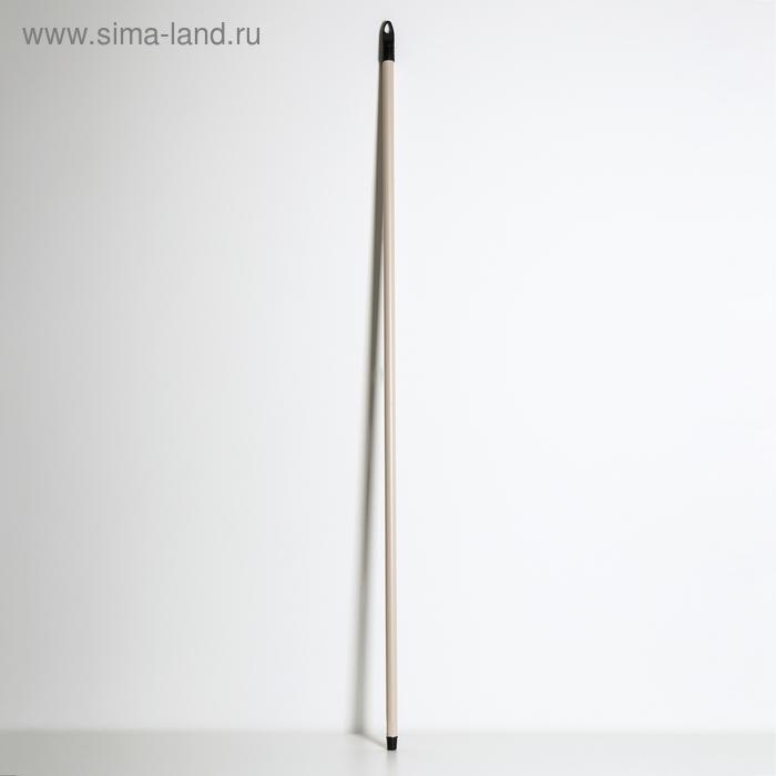 Черенок щетки для пола 140 см, усиленный