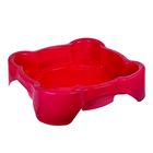 Песочница-бассейн квадратная, цвета МИКС