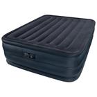 Кровать надувная Downy Queen 152x203x56 см, со встроенным насосом 220V 66718 INTEX