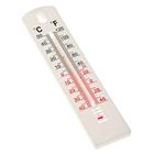 Термометр уличный, белый