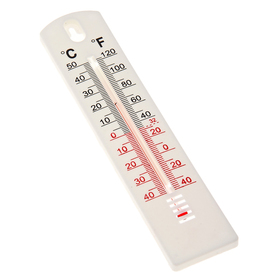 Термометр спиртовой, уличный
