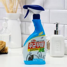 Чистящее средство bisol для ванной, с ароматом трав, 500 мл
