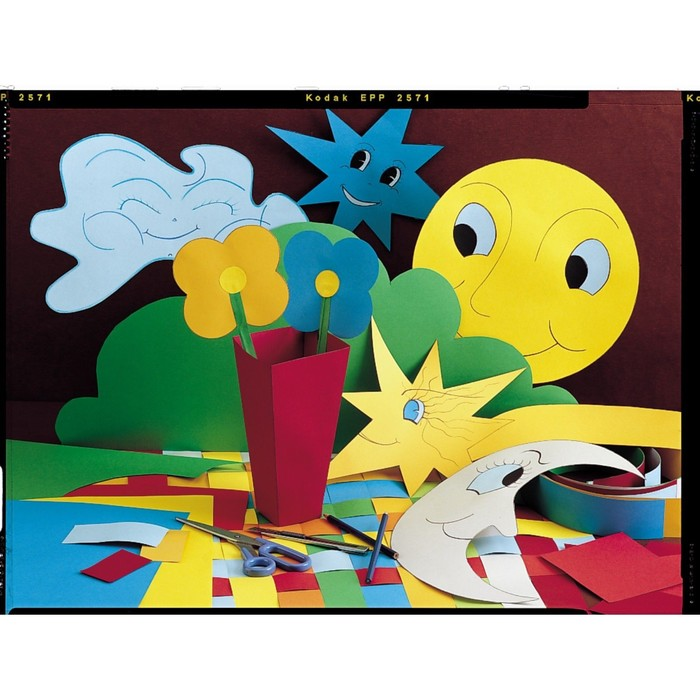 Картон цветной, набор, 210 х 297 мм, Sadipal Sirio, 170 г/м2, 10 листов х 10 цветов, яркие цвета - фото 366920296