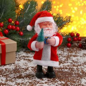 Дед Мороз, с ёлкой, микс Ош
