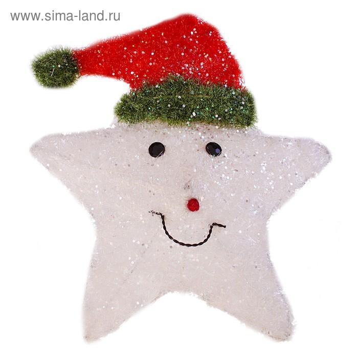 Звезда декоративная