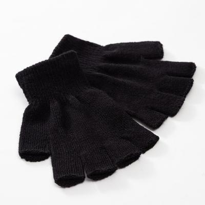 MINAKU mitts, color black, r-r 15 (6-8 years old)