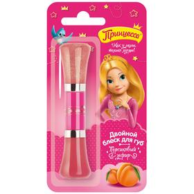 Блеск для губ «Принцесса», персиковый зефир, 10 мл