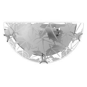 "{{photo.Alt || photo.Description || 'Светильник ""Листопад"" моллир., 1х60Вт Е27, хром, d=30 см,  h=5,5 см'}}"