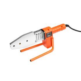 Аппарат для сварки пластиковых труб MAXPILER MPW-0832, 1200 Вт, 300°С, 20/25/32 мм, кейс