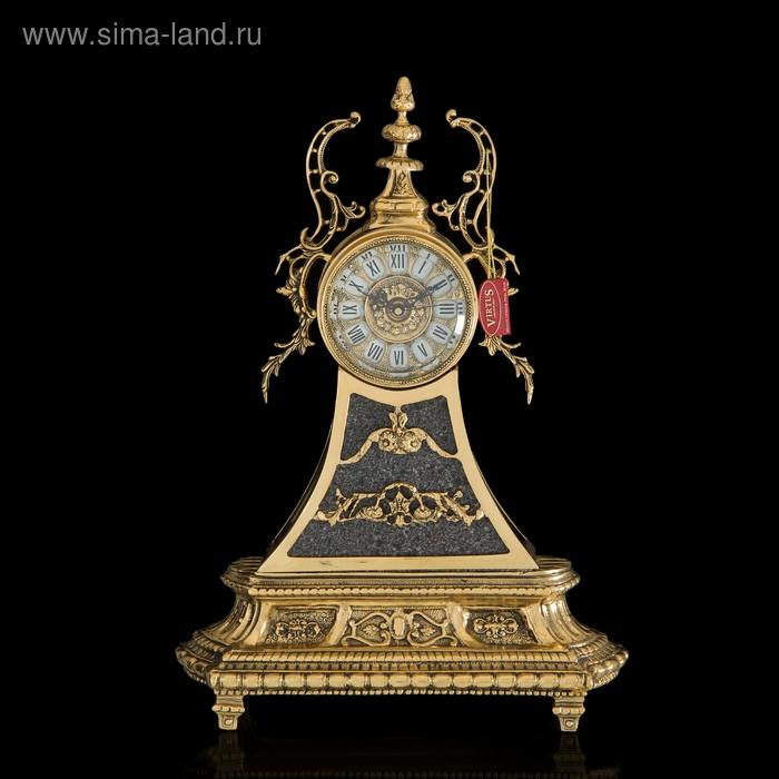 "Часы настольные ""Пирамида"""