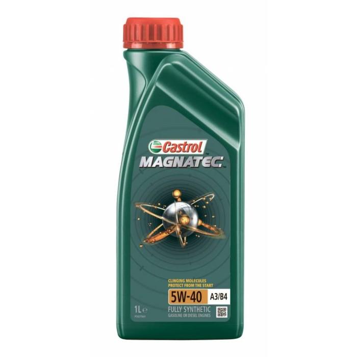 Моторное масло Castrol Magnatec SAE 5W-40 A3/B4, 1 л