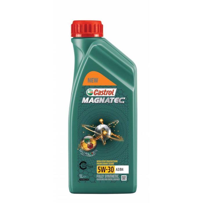 Моторное масло Castrol Magnatec SAE 5W-30 А3/В4, 1 л
