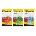 Corrector tape, 9 x 5 mm, blister