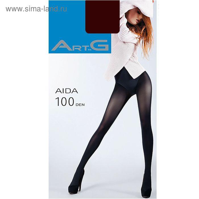 Колготки женские ARTG AIDA 100 (caffe, 3) микрофибра