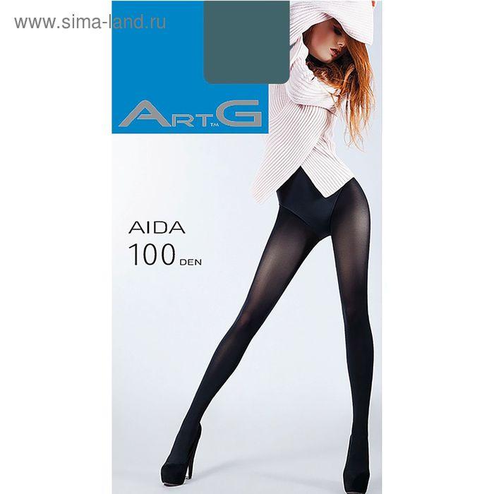Колготки женские ARTG AIDA 100 (fumo, 2) микрофибра