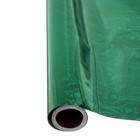 Пленка самоклеящаяся голография зеленая 0,45м х3м 3мкр микс