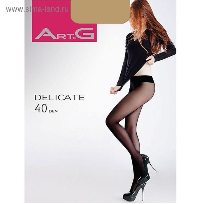 Колготки женские ARTG DELICATE 40 (visone, 4)