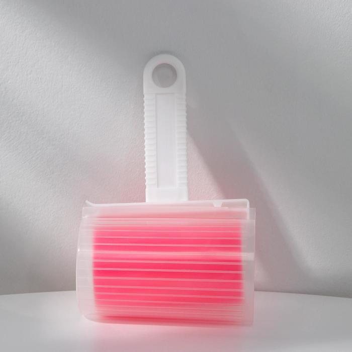 Ролик для чистки одежды в футляре