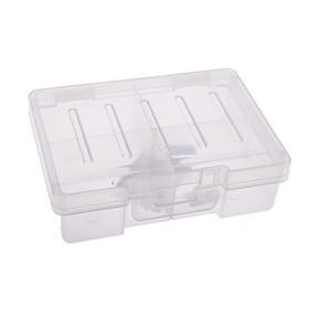 Блок для мелочей прозрачный