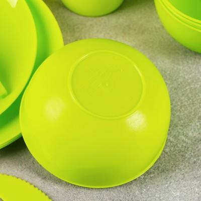 Набор посуды «Отдых», 17 предметов