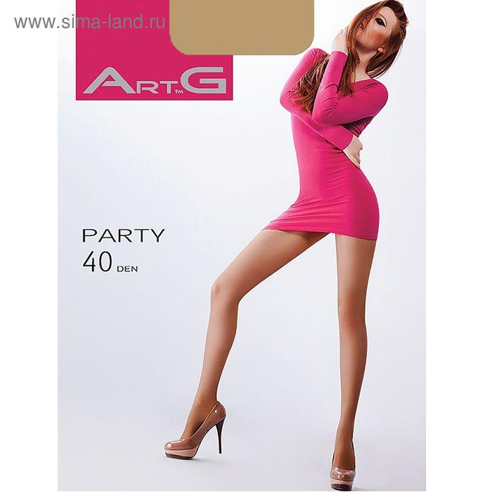 Колготки женские ARTG PARTY 40 (visone, 3)