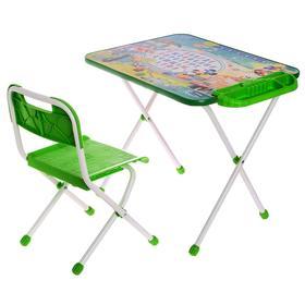 Набор детской мебели «Дисней 1. Микки Маус и друзья» складной, цвет синий