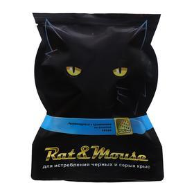 Приманка от чёрных и серых крыс Rat&Mouse, 100 г
