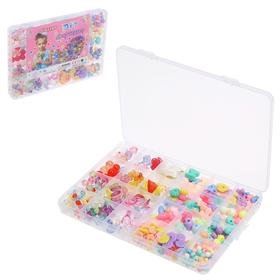 "Set for beading ""Bright beads"" MIX"