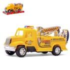 Машина инерционная «Пожарная команда», цвета МИКС - фото 106531445