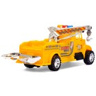 Машина инерционная «Пожарная команда», цвета МИКС - фото 106531447