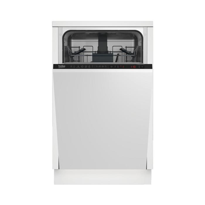 Посудомоечная машина Beko DIS 26021, встраиваемая, 10 комплектов, 6 программ