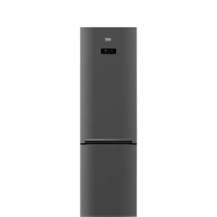 Холодильник Beko CNKR 5310 E20X, двухкамерный, класс А+, 310 л, NoFrost, нержавеющая сталь