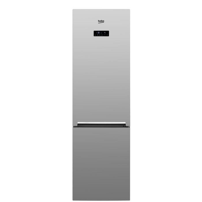 Холодильник Beko CNKR 5356 E20S, двухкамерный, класс А+, 356 л, NoFrost, серебристый