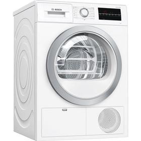 Сушильная машина Bosch WTG86401OE, класс В, 9 кг, 15 программ, белая Ош
