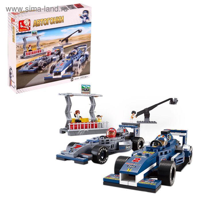 Конструктор «Формула: гонка чемпионов», 300 деталей