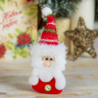 "Soft toy ""Santa Claus in high hood"""