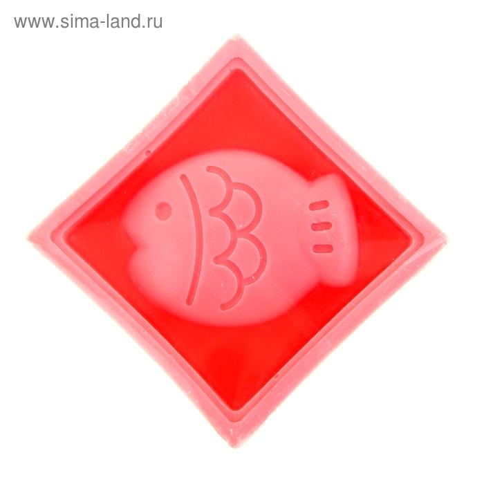 "Мыло сувенирное ""Рыбка"", цвета МИКС"
