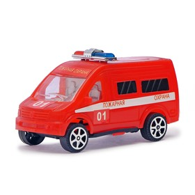 Машина инерционная «Спецслужба», цвета МИКС