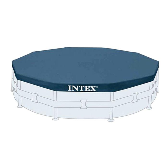 Тент на каркасный бассейн, d=305 см, 28030 INTEX