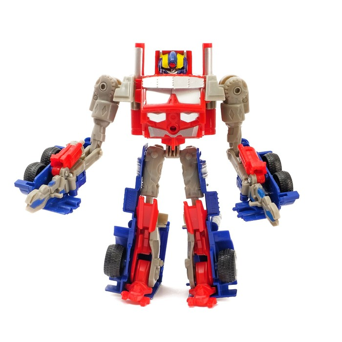 """Робот-трансформер """"Грузовик"""""""