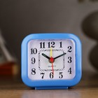 "Alarm clock ""Classics"", the hands glow in the dark mix 7.5x7 cm"