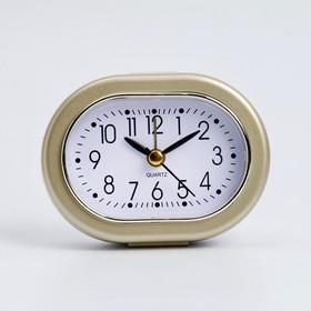 Alarm clock Kantik illuminated, 10x7.5 cm mix SCH617