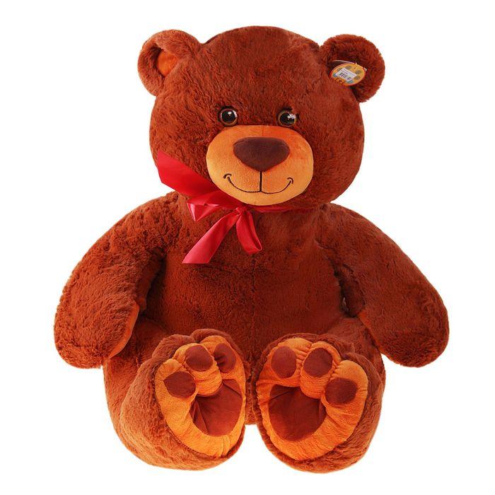 "Мягкая игрушка ""Медвежонок Захар"", 67 см"