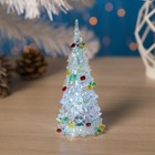 "Toy light ""Tree rainbow"", 12 cm, batteries included"
